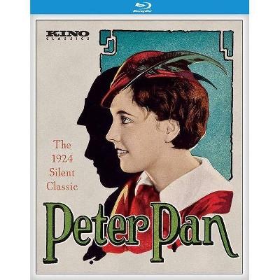 Peter Pan (Blu-ray)(2019)