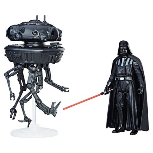 Star Wars Force Link Imperial Probe Droid & Darth Vader Action Figure - image 1 of 4