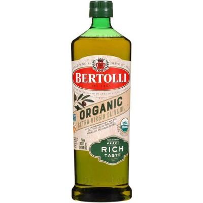 Bertolli Organic Extra Virgin Olive Oil - 25.36oz