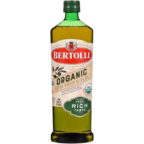 Bertolli Organic Extra Virgin Olive Oil - 25.36oz - image 1 of 4
