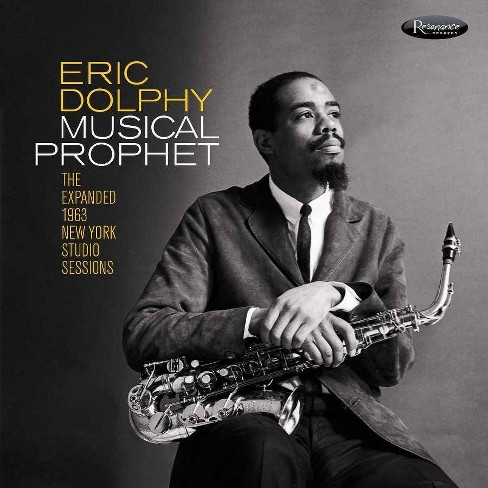 Eric Dolphy - Musical Prophet: The Expanded 1963 New York Studio Sessions (CD) - image 1 of 1