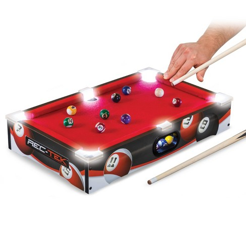 "Rec-Tek East Point Sports 20"" Table Top LED Billiards - image 1 of 4"