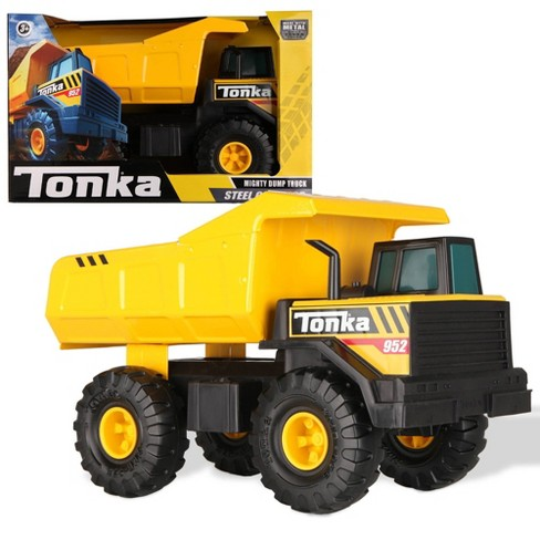 Tonka  Steel Classics - Mighty Dump Truck - image 1 of 4