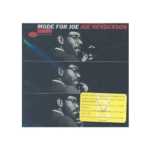 Joe Henderson - Mode for Joe (Japan Bonus Track) (CD) - image 1 of 1