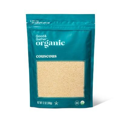 Organic Couscous -12oz - Good & Gather™