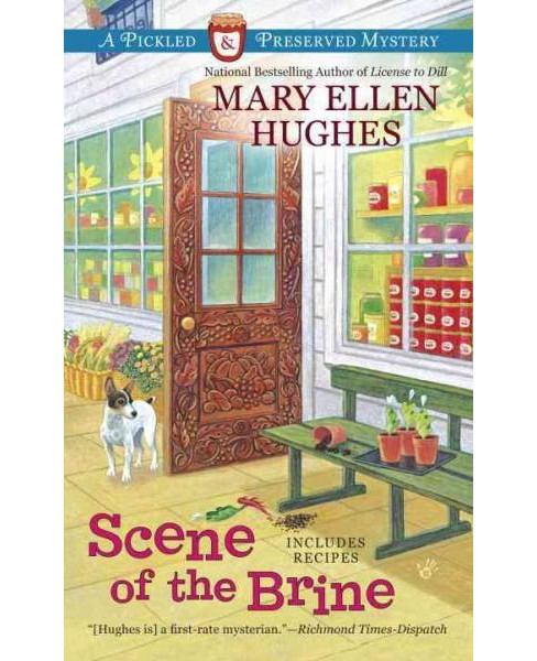 Scene of the Brine (Paperback) (Mary Ellen Hughes) - image 1 of 1