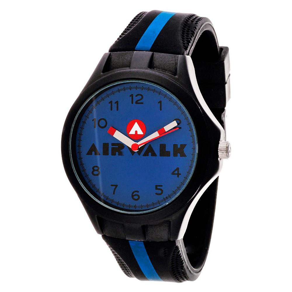 Image of Airwalk Analog Watch - Blue, Men's