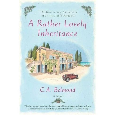 A Rather Lovely Inheritance - (Penny Nichols) by  C a Belmond (Paperback) - image 1 of 1