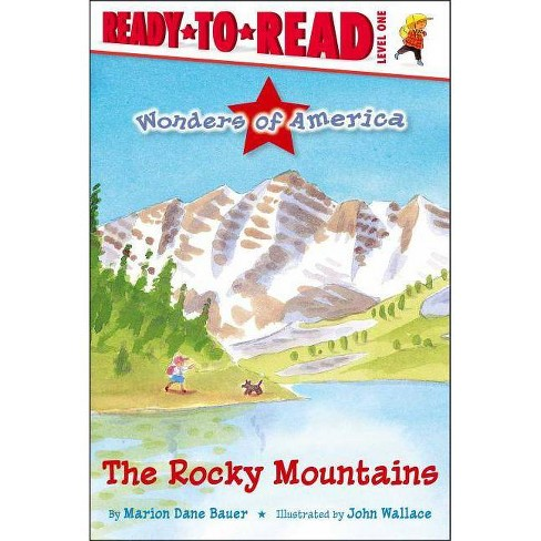 The Rocky Mountains - (Wonders of America) by  Marion Dane Bauer (Paperback) - image 1 of 1