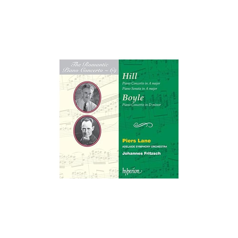 Piers Lane - Romantic Piano Concerto Vol 69 (CD)