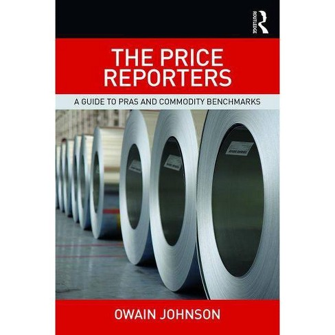 The Price Reporters - by  Owain Johnson (Paperback) - image 1 of 1