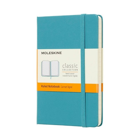"Moleskine Solid Lined Composition Journal 3.5""x 5.5"" Blue - image 1 of 4"