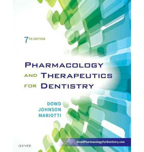 Pharmacology and Therapeutics for Dentistry (Hardcover) (Frank J. Dowd) - image 1 of 1