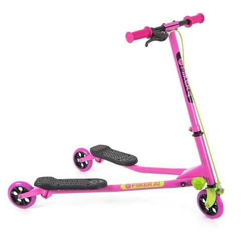 Y Fliker Scooter >> Yvolution Y Fliker A1 Pink 2 0