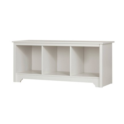 Vito Cubby Storage Bench - South Shore
