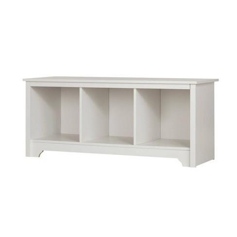Vito Cubby Storage Bench - South Shore - image 1 of 4