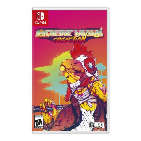 Hotline Miami Collection - Nintendo Switch - image 1 of 4