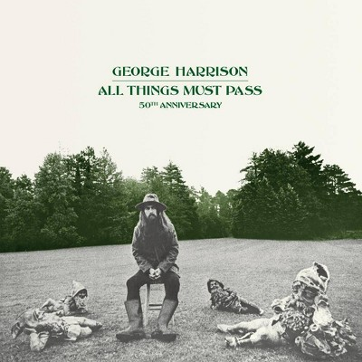 George Harrison - All Things Must Pass (Super Deluxe 5 CD/Blu-ray Box Set)