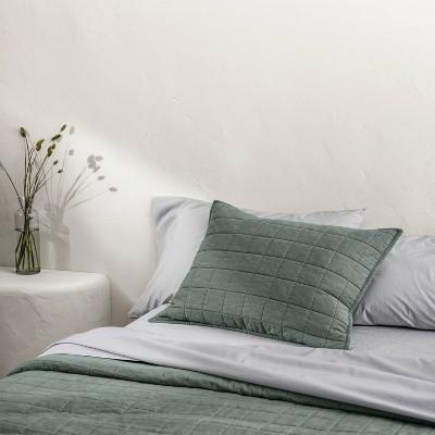 500 Thread Count Washed Supima Sateen Sheet Set Collection - Casaluna™