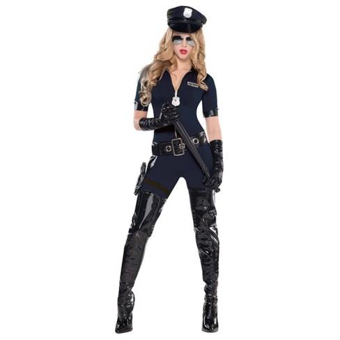 Women's Stop Traffic Halloween Costume - image 1 of 1