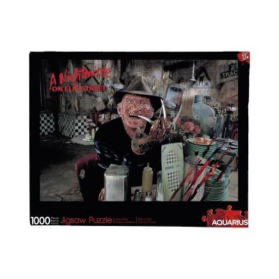 NMR Distribution A Nightmare On Elm Street Freddy Krueger 1000 Piece Jigsaw Puzzle