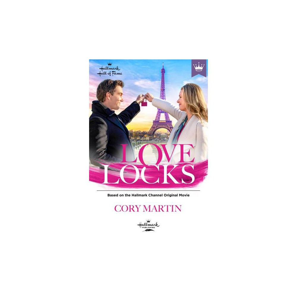 Love Locks - by Cory Martin (Paperback)
