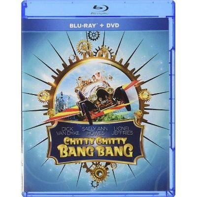 Chitty Chitty Bang Bang (Blu-ray)(2020)