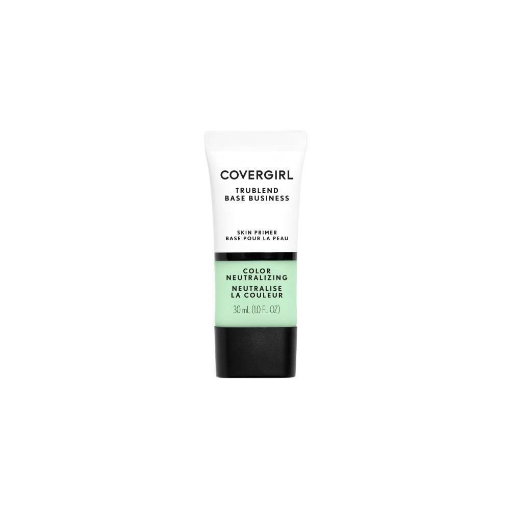 Covergirl Trublend Base Business Face Primer 200 Color Neutralizing 1 014 Fl Oz