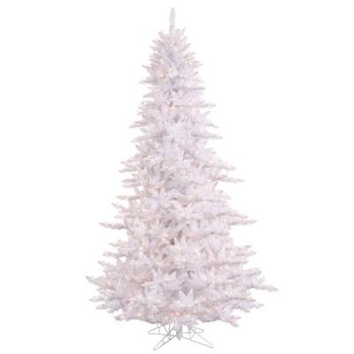 Vickerman White Fir Artificial Christmas Tree