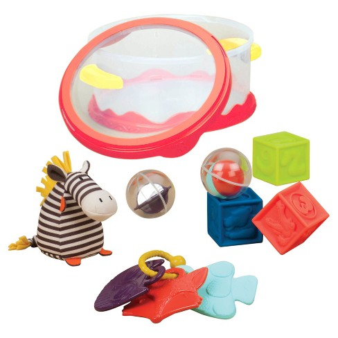 B. Baby Wee Ready Playtime Set - image 1 of 2