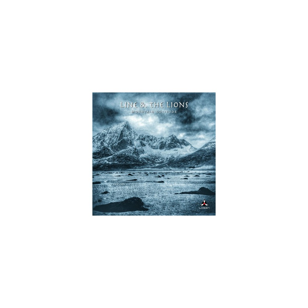 Line & The Lions - Mountain Solitude (CD)