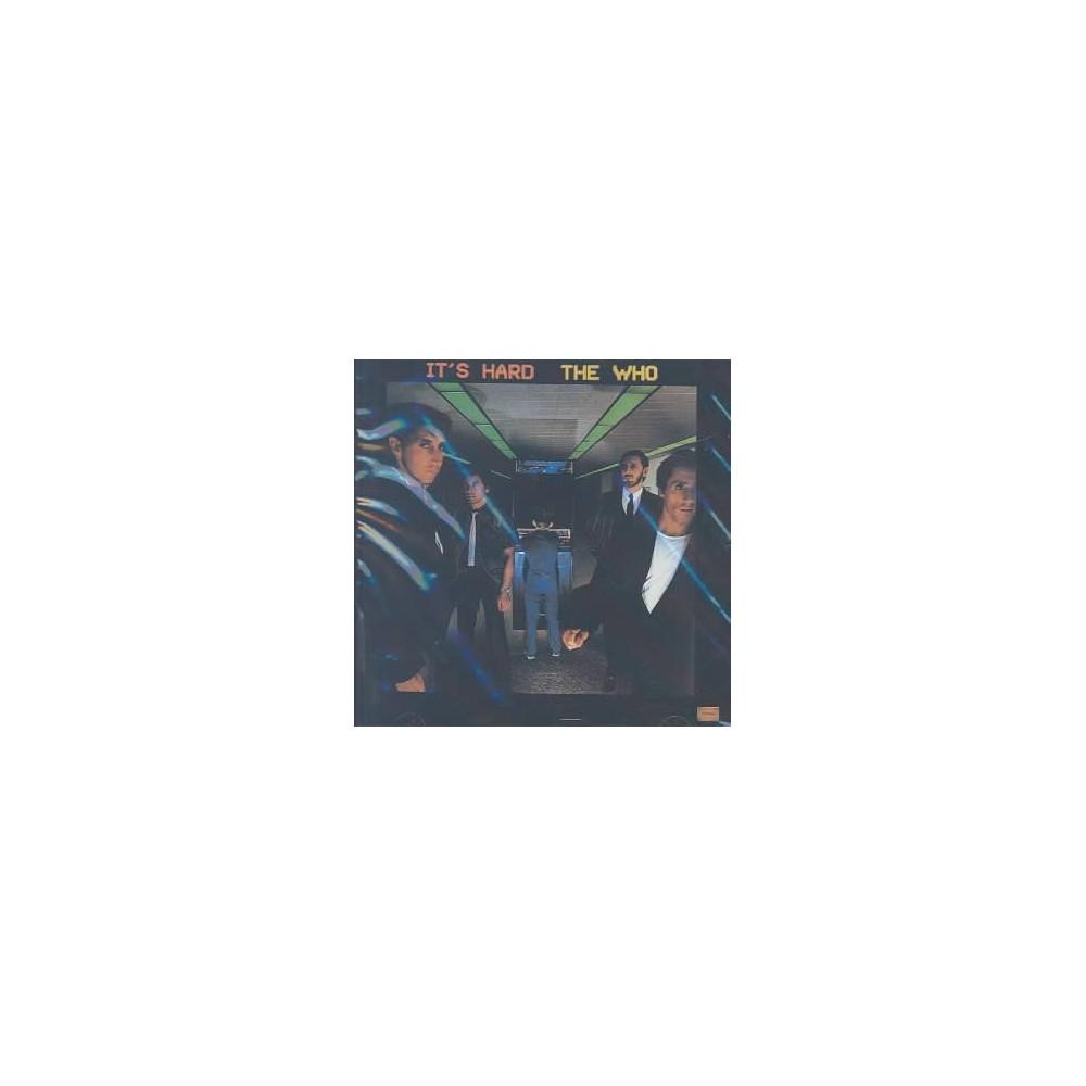 Who - It's Hard (CD), Pop Music