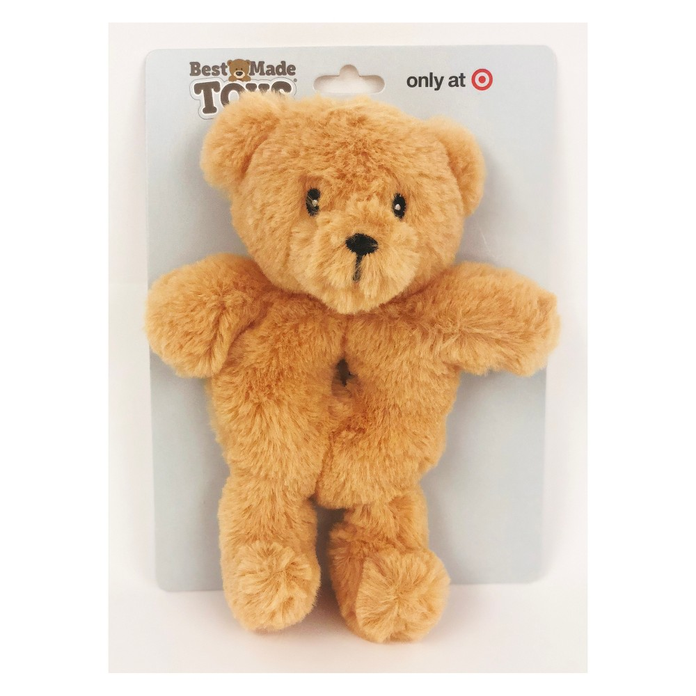 Best Made Toys Plush Bear Rattle