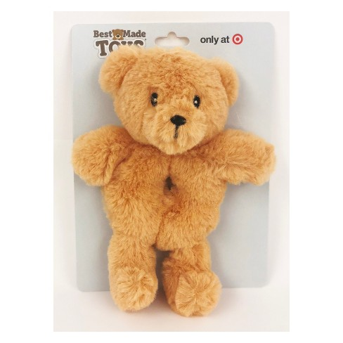 Best Made Toys Plush Bear Rattle - image 1 of 1