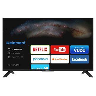 "Element 40"" 1080p 60Hz Smart LED HD TV - Black (ELST4017)"