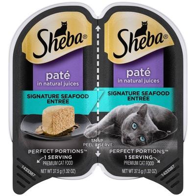 Sheba Perfect Portions Wet Cat Food - 2.6oz