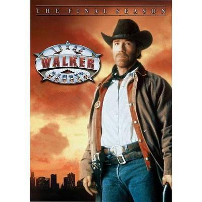 Walker, Texas Ranger: The Final Season (DVD)(2005)