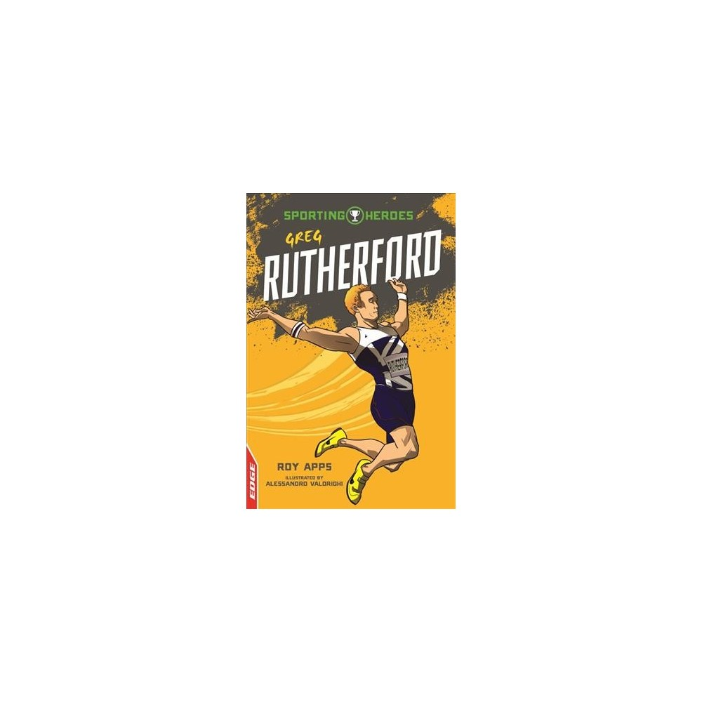 Greg Rutherford (Hardcover) (Roy Apps)