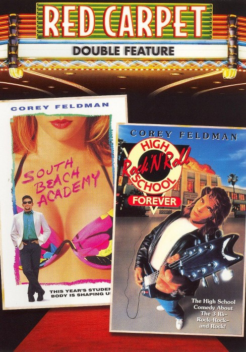 South beach academy/Rock 'n' roll hig (DVD) - image 1 of 1