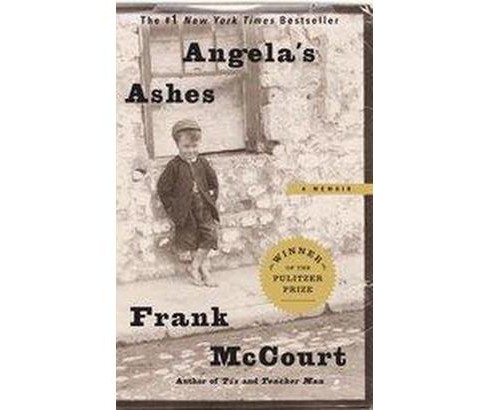 Angela's Ashes (Paperback) by Frank Mccourt - image 1 of 1
