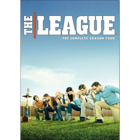 The League: The Complete Season Four [2 Discs] - image 1 of 1