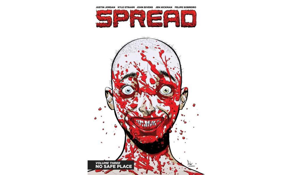 Nike Spread 3 : No Safe Place (Paperback) (Justin Jordan)