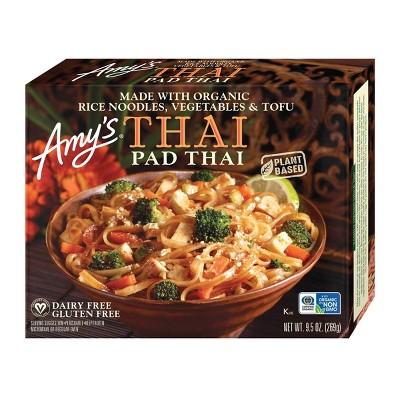Amy's Gluten Free Frozen Pad Thai - 9.5oz