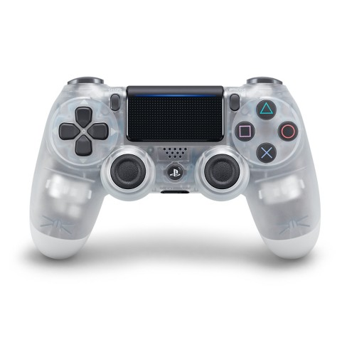 DualShock 4 Wireless Controller For PlayStation 4 - Crystal   Target d1ff32a714