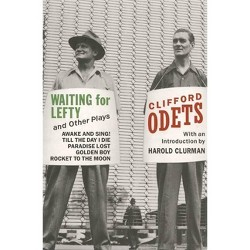 Waiting for Lefty and Other Plays - by  Clifford Odets (Paperback)