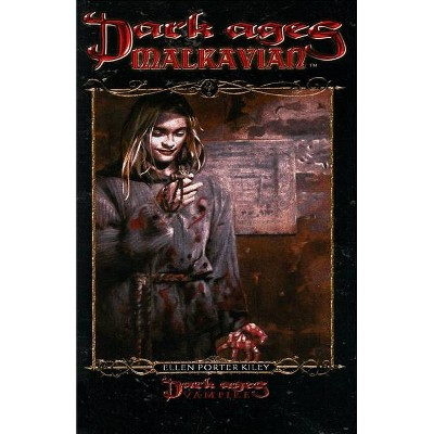 Dark Ages Malkavian - (Dark Ages Clan Novel Saga) by  Ellen Kiley (Paperback)