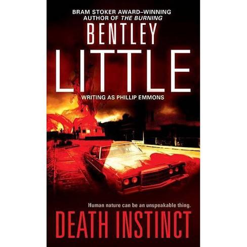 Death Instinct - by  Bentley Little (Paperback) - image 1 of 1
