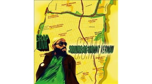 Grap Luva - Sounds Of Mount Vernon (Vinyl) - image 1 of 1
