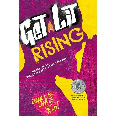 Get Lit Rising - by  Diane Luby Lane & The Get Lit Players (Paperback) - image 1 of 1