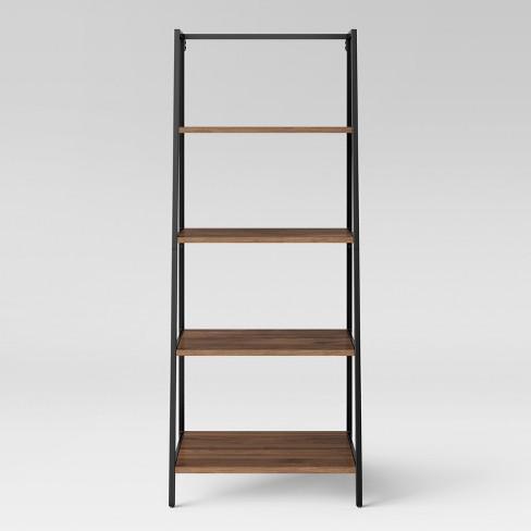 "60"" Loring 4 Shelf Trestle Bookcase - Project 62™ - image 1 of 4"